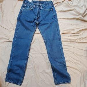 Levi's 505 Jean's size 31x34
